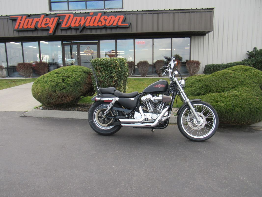 Seventy Two Rattlesnake Mountain Harley Davidson