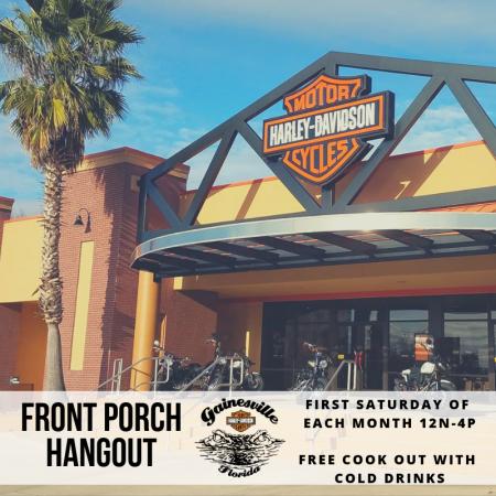 Front Porch Hangout