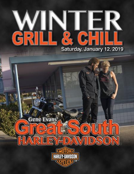 Winter Grill & Chill
