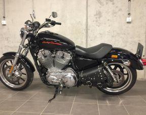 Harley-Davidson  Super Low 883