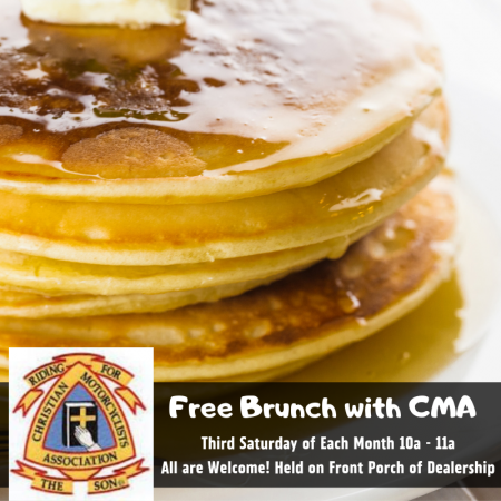 Free Brunch with CMA