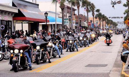Bike Week Kick Off Rally