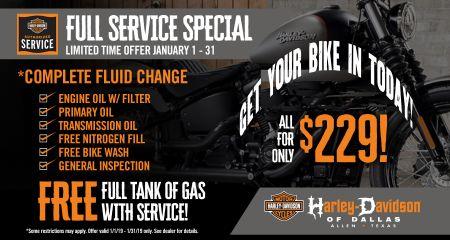January Service