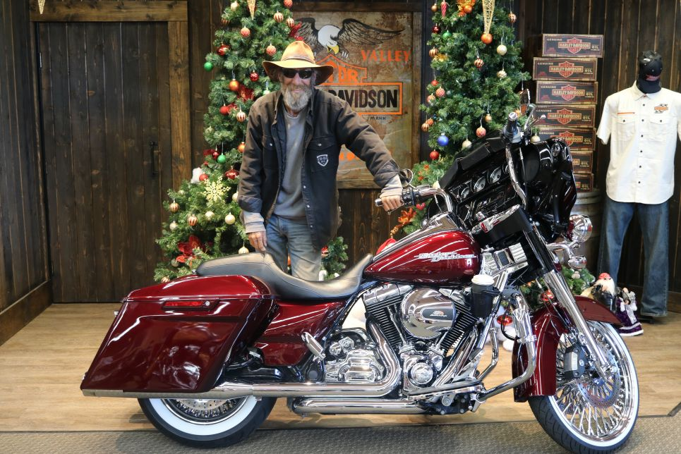Williams new Street Glide Special!