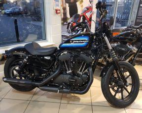 2018 Harley Davidson Sporster Iron 1200