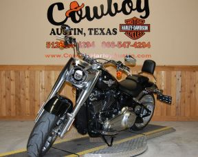 2018 Harley-Davidson FLFBS Softail Fat Boy<sup>®</sup> 114