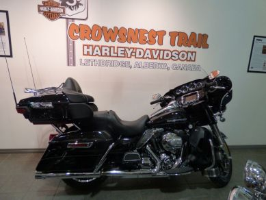 2015 Electra Glide Ultra Limited