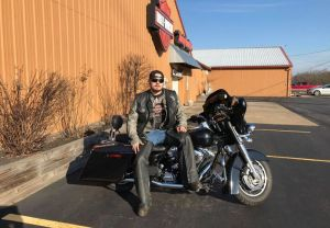 Give us some help congratulating our very own technician Anthony on his Street Glide! When this bike came in, he knew this was the right one for him and so did we. We're blessed to have such awesome employees who love motorcycling just as much as we do! T