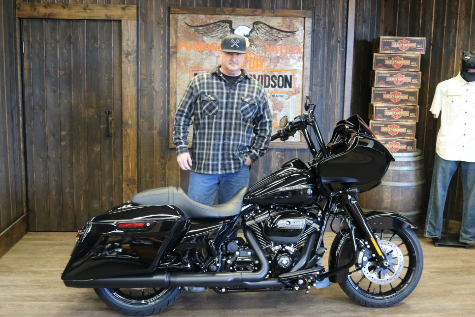 Denniss new Road Glide Special!