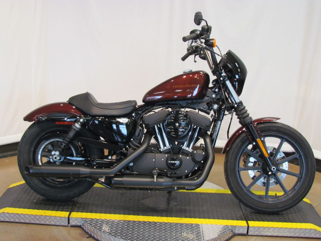 2018 XL1200NS Iron Special