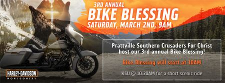 3rdr Annual Blessing of the Bikes
