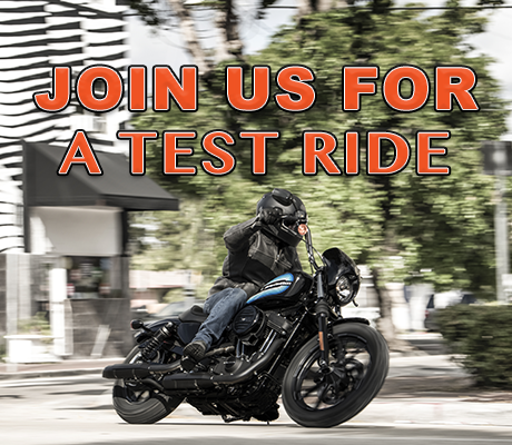 Book a Free Test Ride