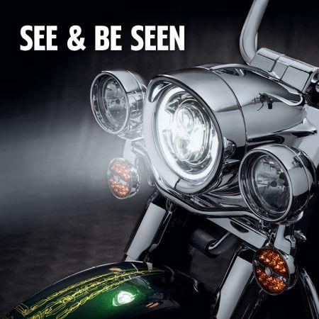 SEE AND BE SEEN LIGHTING SEMINAR