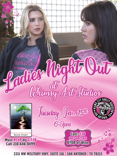 Cowboy's Ladies Night Out