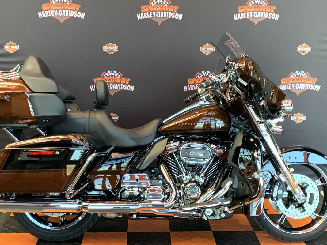 2019 Harley-Davidson CVO<sup>™</sup> Limited