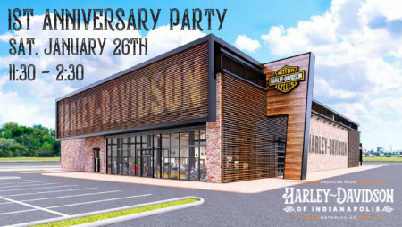 1st Anniversary At Our NEW Location!