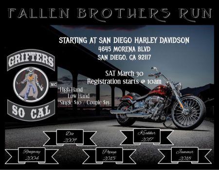 Fallen Brother's Run