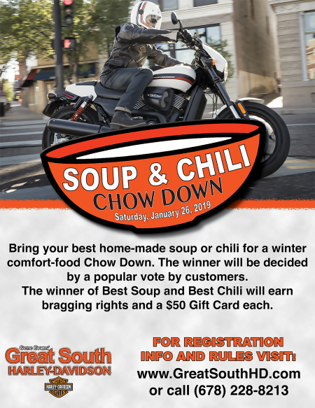 Soup & Chili Chow Down
