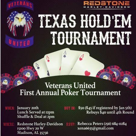 Veterans United Poker Tournament