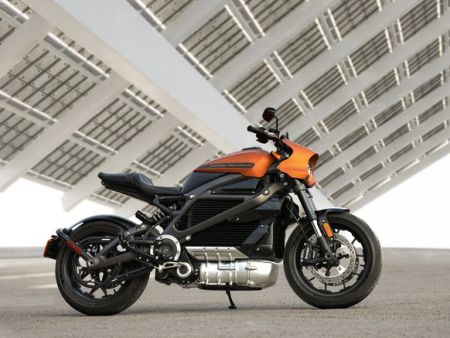 YOU CAN NOW BUY HARLEY-DAVIDSON'S ELECTRIC MOTORCYCLE