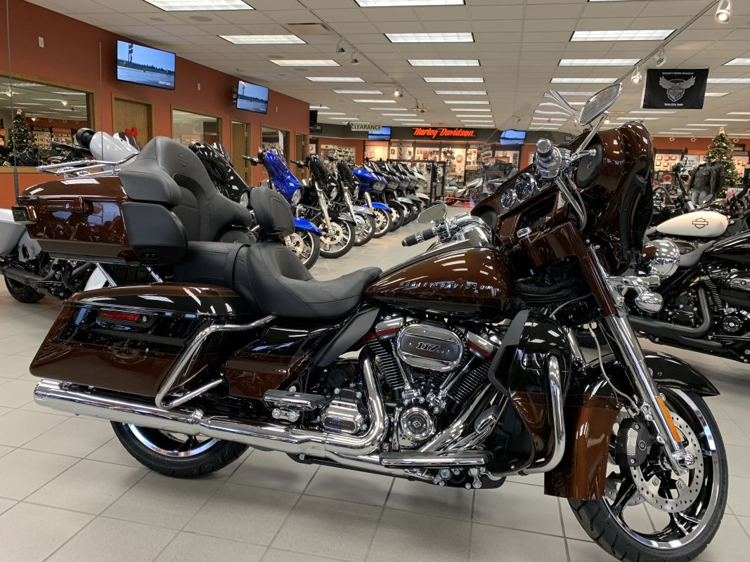 2019 HD FLHTKSE - CVO CVO<sup>™</sup> Limited