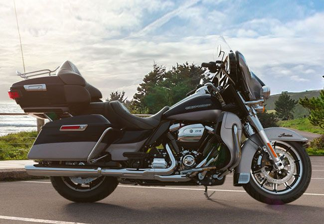 2019 HARLEY FLHTK - Touring Ultra Limited