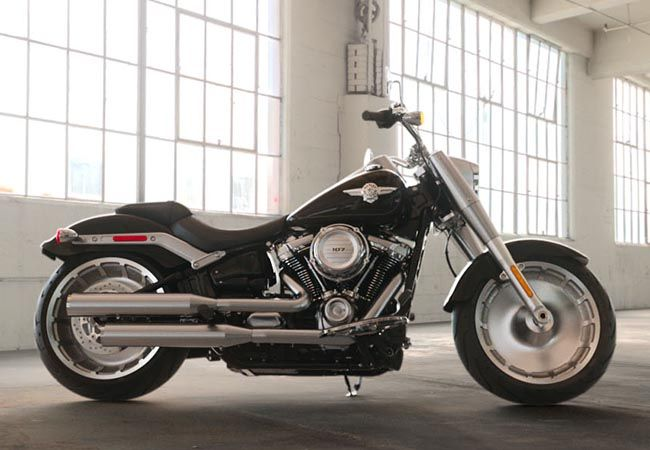 2019 HARLEY FLFB - Softail Fat Boy<sup>®</sup>
