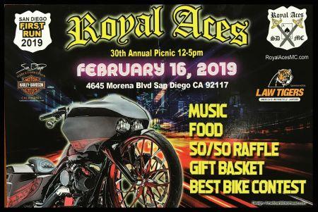 Royal Aces Annual Picnic