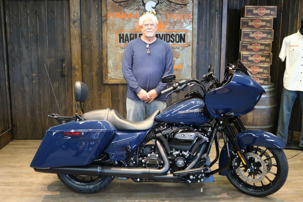 Alfreds new Road Glide Special!