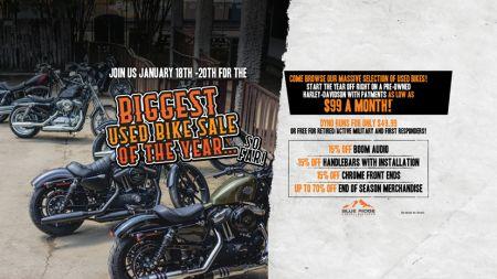 Blue Ridge Harley-Davidson®