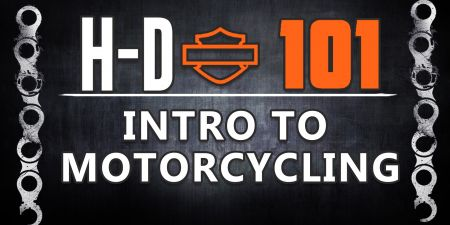 Uke's H-D 101 Intro to Motorcycling