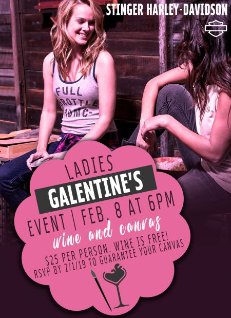 Galentine's Night Event