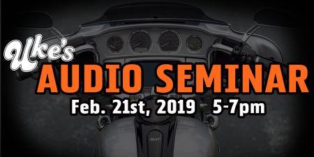 Uke's Audio Seminar