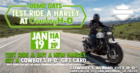 January Demo Days