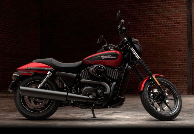 2018 HD XG750 - Street Harley-Davidson Street<sup>®</sup> 750