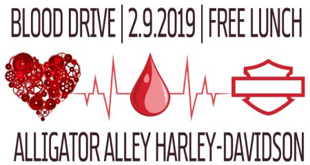 Valentine's Day Blood Drive