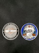 Black Magic HD Challenge Coin