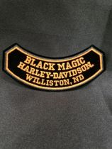 Black Magic HD Rocker Patch