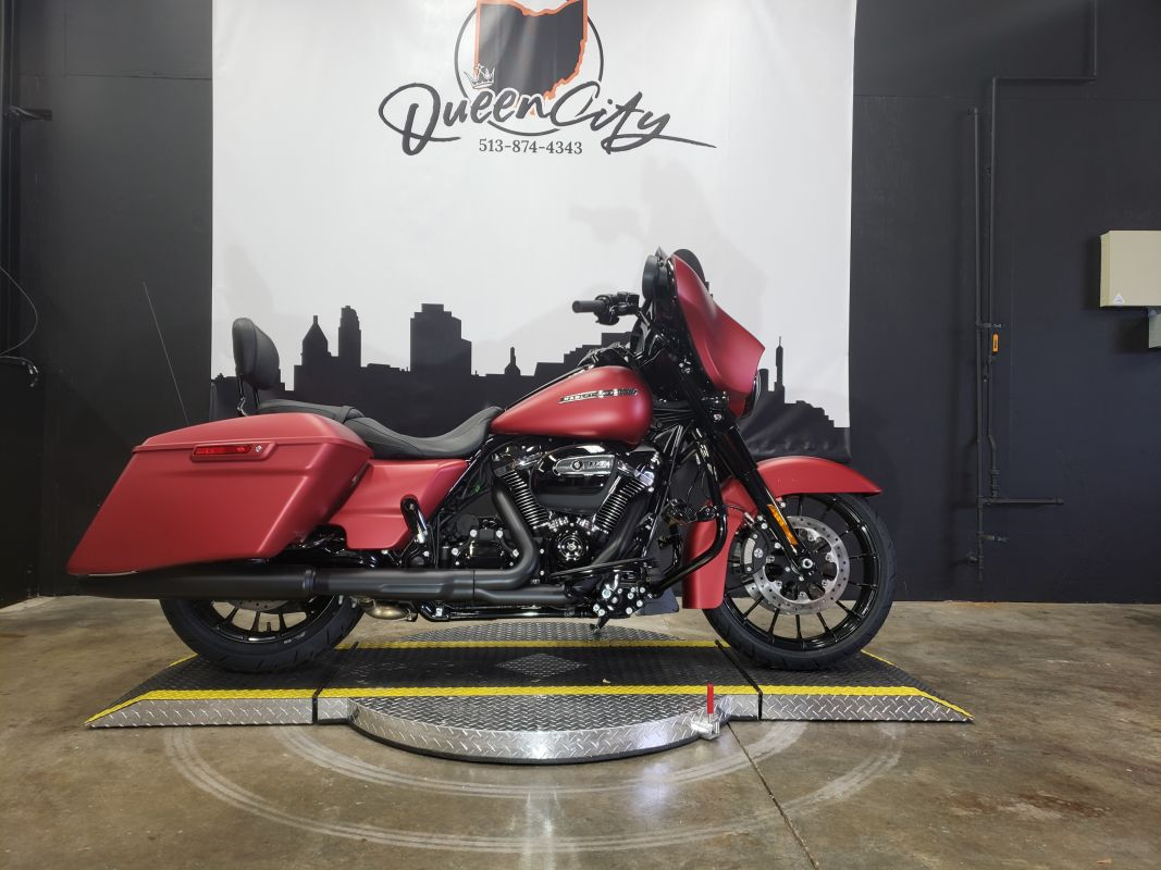 H-D FLHXS 2019 Street Glide<sup>®</sup> Special
