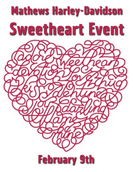 Sweetheart Event at Mathews HD