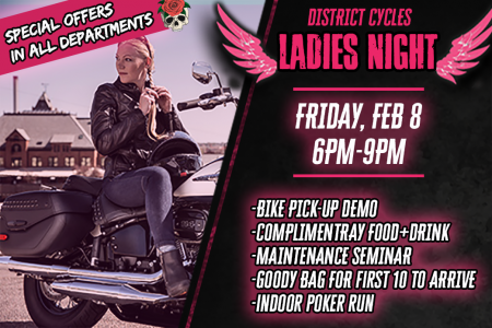 District Ladies Night