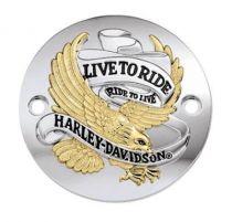 Harley-Davidson® Live To Ride Timer Cover Sportster