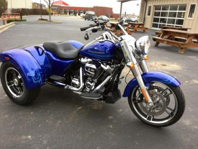 2019 Harley-Davidson® FLRT - Freewheeler®