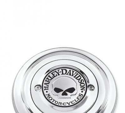 Harley-Davidson® Willie G Skull Air Cleaner Trim