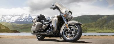 2018 HD FLHTCU - Touring Electra Glide<sup>®</sup> Ultra Classic<sup>®</sup>