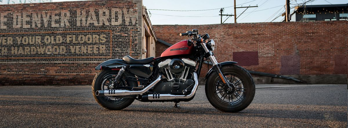 2019 HARLEY DAVIDSON XL 1200X - Sportster Forty-Eight<sup>®</sup>