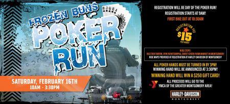 Frozen Buns Poker Run