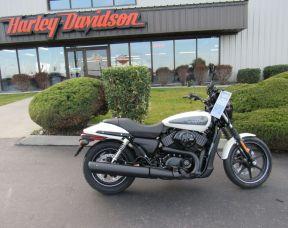 2019 HARLEY XG750 - Street Harley-Davidson Street<sup>®</sup> 750