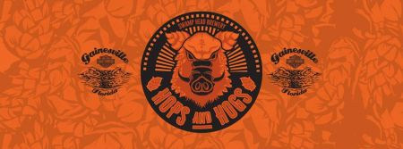Hops & Hogs with Swamphead Brewery
