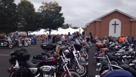 Biker Sunday- Sunshine Full Gospel Church